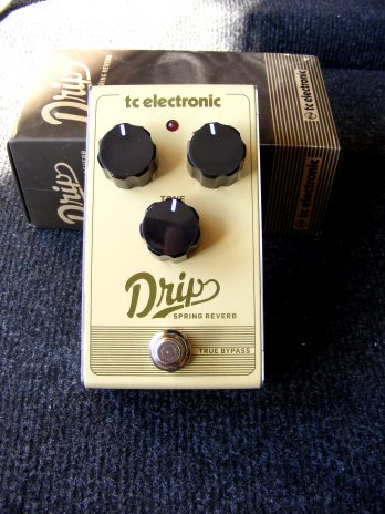 Pedala effect tc electronic Drip Spring Reverb
